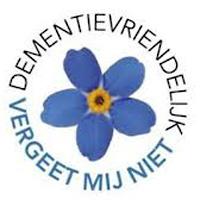 Logo Dementievriendelijke gemeente