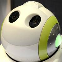 De robot van NEC
