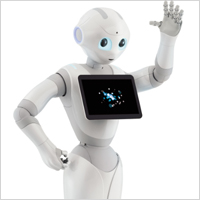 Pepper, de robot assistent