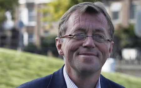 Professor Sytze Zuidema