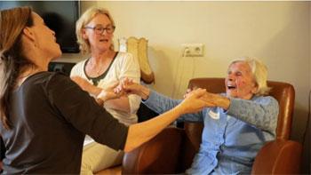 Samen zingen bij dementie
