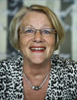 Jenneke van Veen, voorzitter van IDé