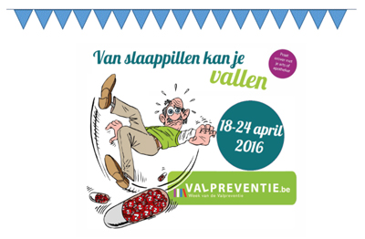 Vlaamse Week van de Valpreventie