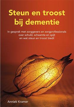 Boek Steun en troost bij dementie