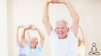 Stoelyoga voor ouderen