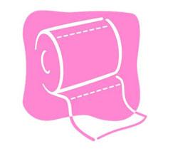 toiletrolroze243