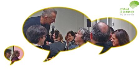 Aftrap van dialoogbijeenkomsten