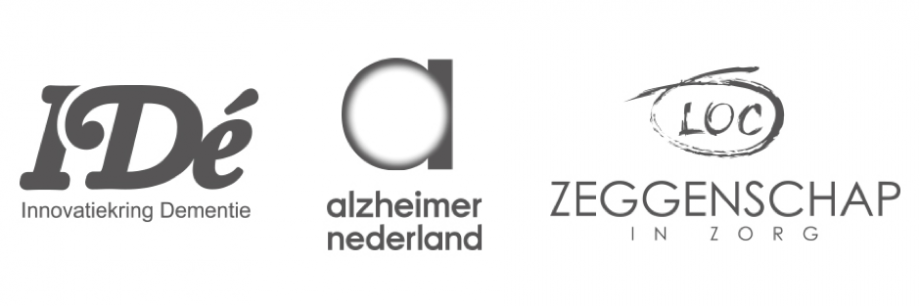 Logos Vrijheid en veiligheid bij dementie